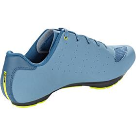 Mavic Allroad Elite Shoes Men Teal/Majolica Blue/Sulphur